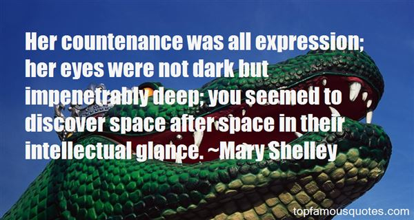 Quotes About Deep Space