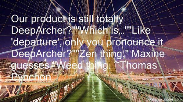 Quotes About Deeparcher