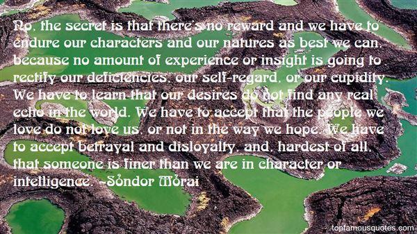 Quotes About Deficiencies
