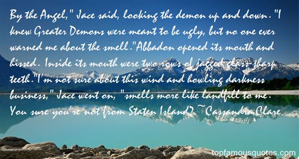 Quotes About Demons Inside Us