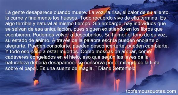 Quotes About Desaparecer