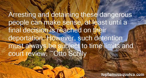 Quotes About Detain