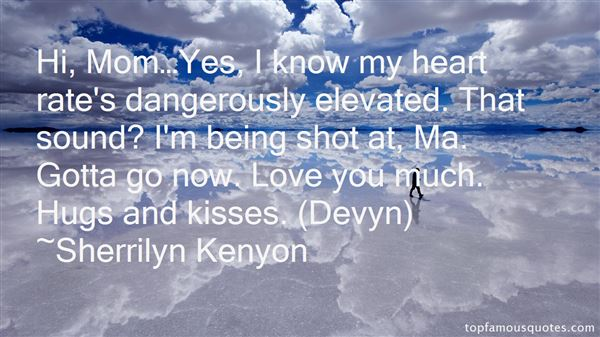 Quotes About Devyn