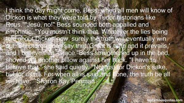 Quotes About Dickon