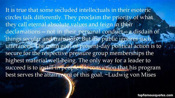 Quotes About Disdain