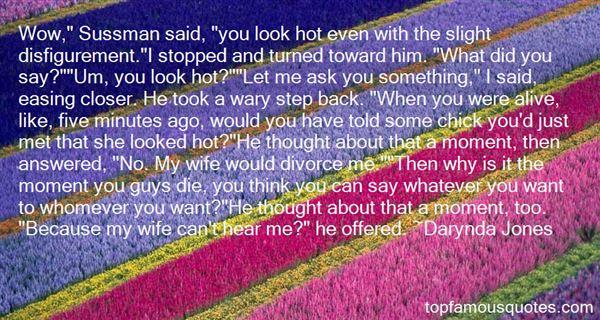 Quotes About Disfigurement