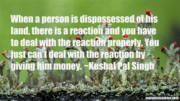 Quotes About Dispossessed