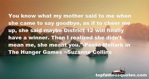 Quotes About District 12 In The Hunger Games