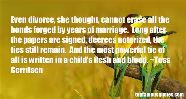 Quotes About Divorce Papers