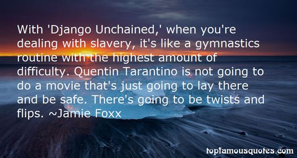 Quotes About Django Unchained