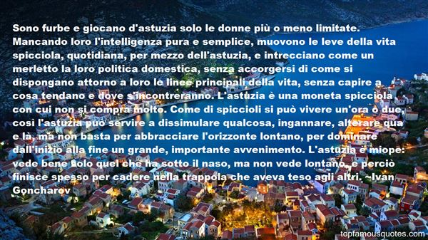 Quotes About Domestica