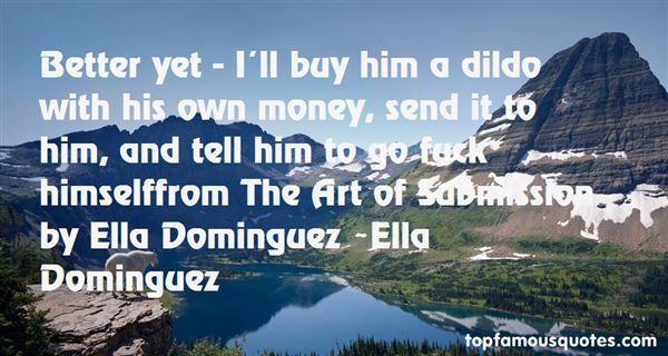 Quotes About Dominguez