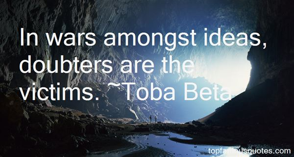 Quotes About Doubters