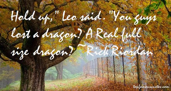 Quotes About Drago