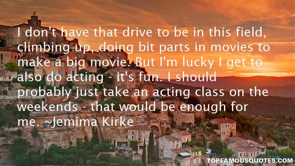 Quotes About Drive In Movies