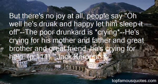 Quotes About Drunkard
