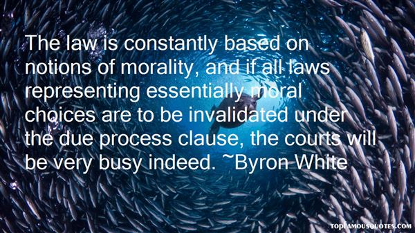 Quotes About Due Process