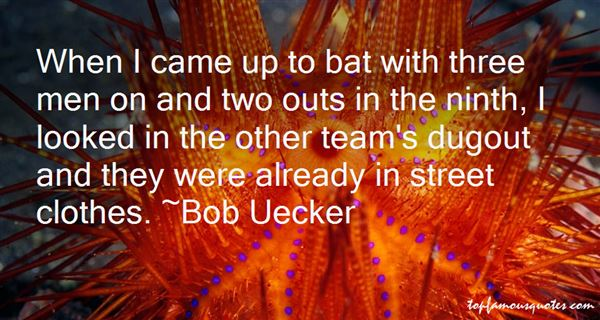 Quotes About Dugout