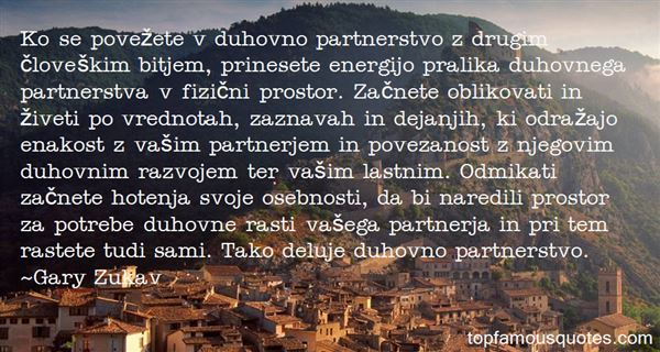 Quotes About Duhovno