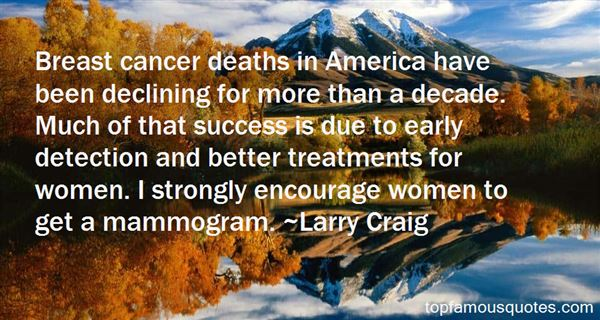 Quotes About Early Detection