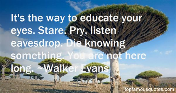 Quotes About Eavesdrop