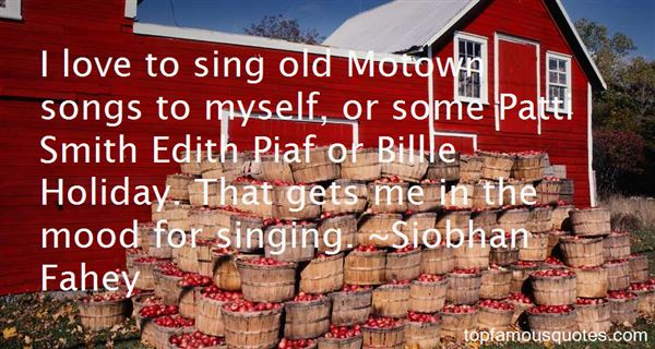 Quotes About Edith Piaf