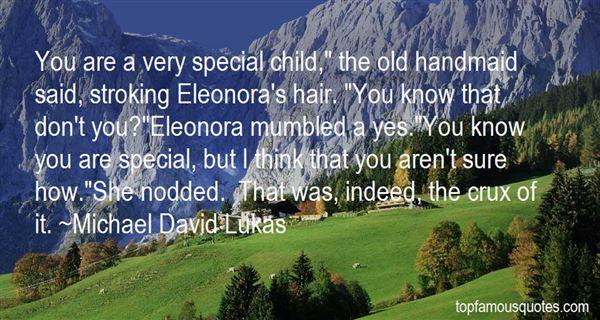 Quotes About Eleonora