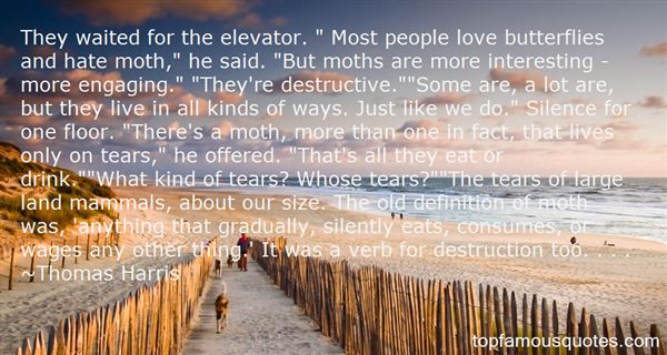 Quotes About Elevator