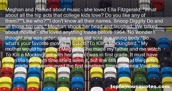 Quotes About Ella Fitzgerald