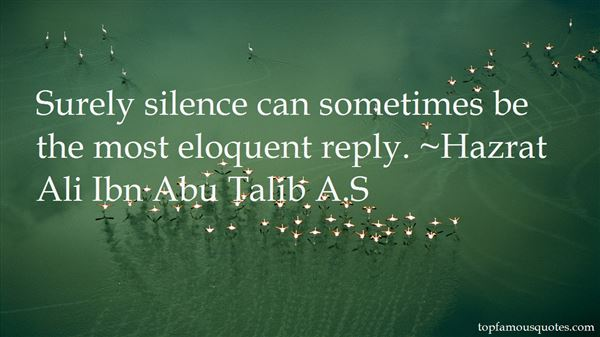 Quotes About Eloquent