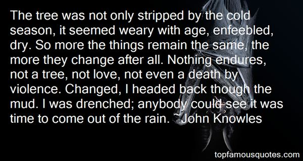 Quotes About Endures