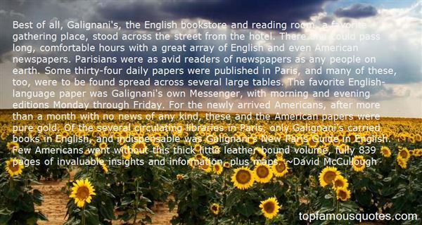 Quotes About English