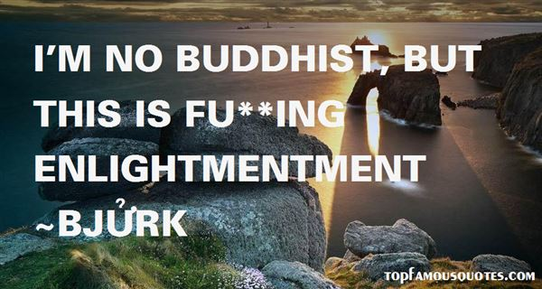 Quotes About Enlightment