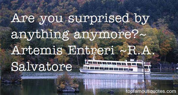 Quotes About Entreri