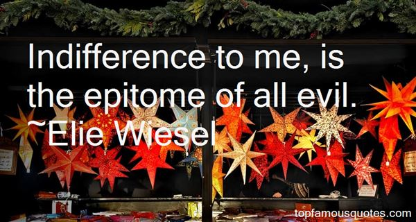 Quotes About Epitome