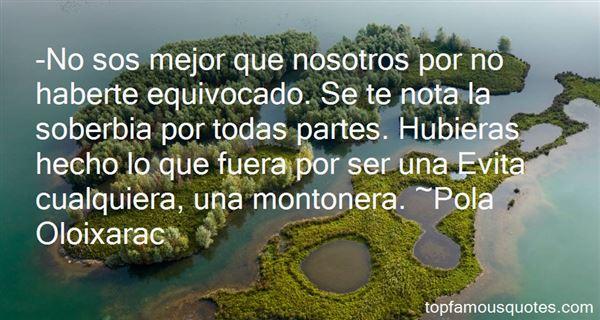 Quotes About Equivocado