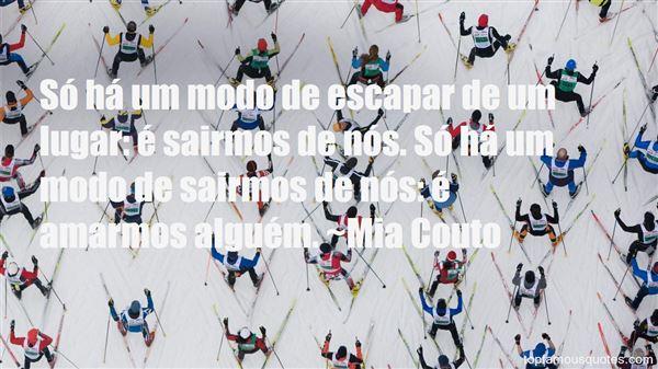 Quotes About Escapar
