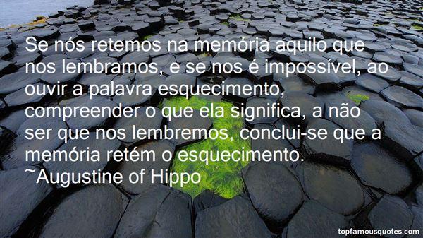Quotes About Esquecimento