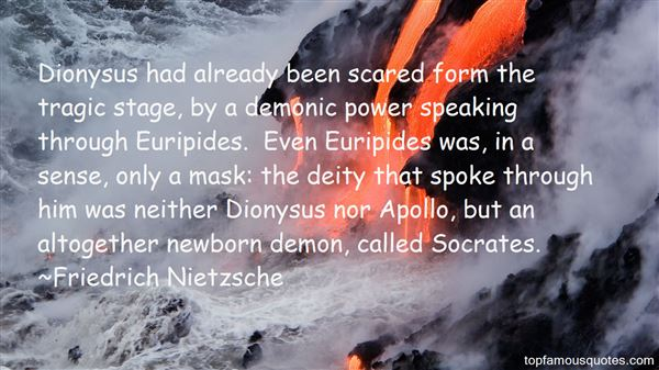 Quotes About Euripides