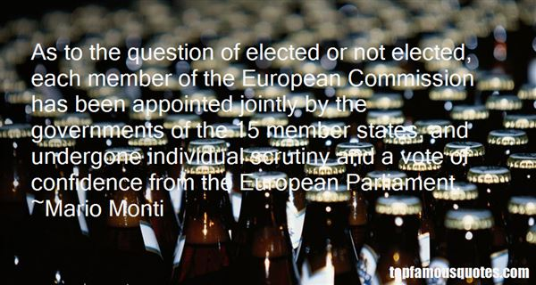 Quotes About European Commission