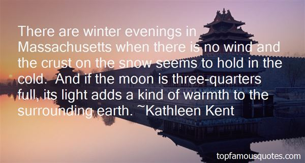 Quotes About Evenings