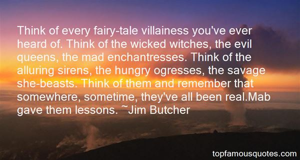 Quotes About Evil Queens