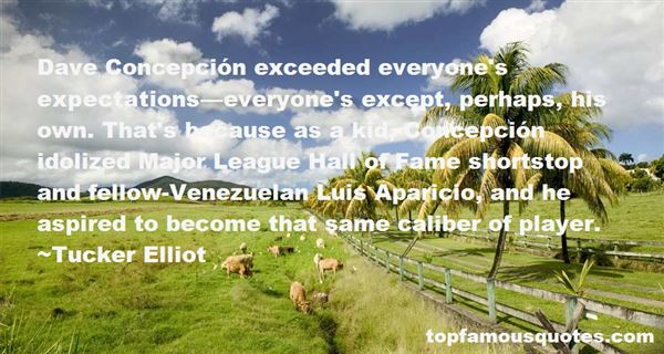 Quotes About Exceed Expectations