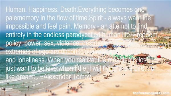 Quotes About Extreme Loneliness