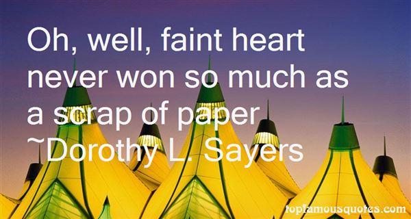 Quotes About Faint