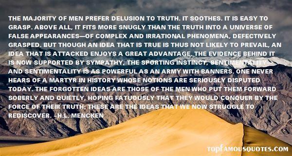 Quotes About False Appearances