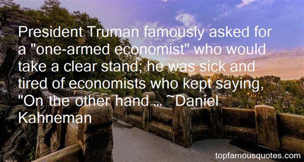 Quotes About Famous Economists