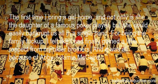 Quotes About Famous Poker