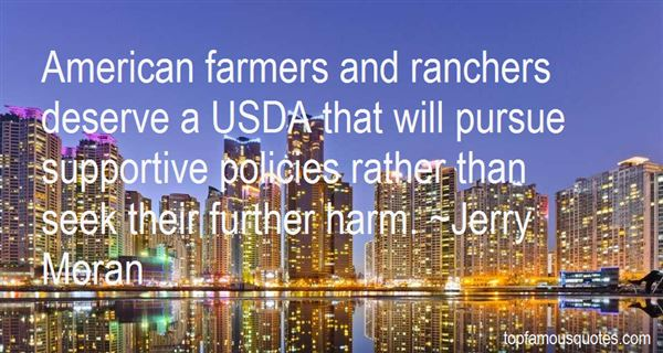 Quotes About Farmers And Ranchers