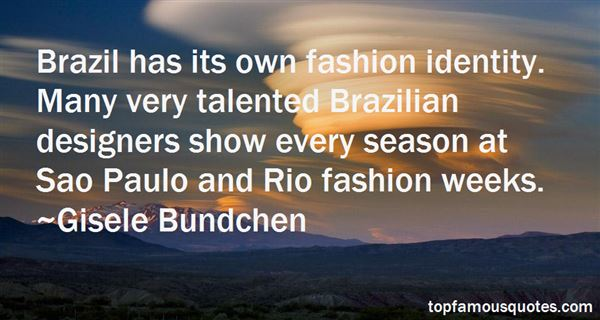 Quotes About Fashion Designers